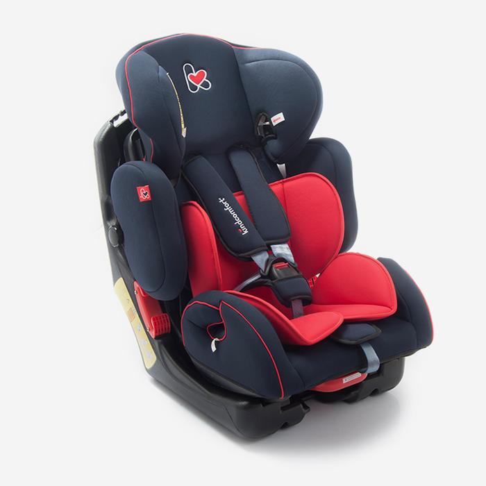 Kmx 0123 kindcomfort babyauto group - Playxtrem silla coche instrucciones ...